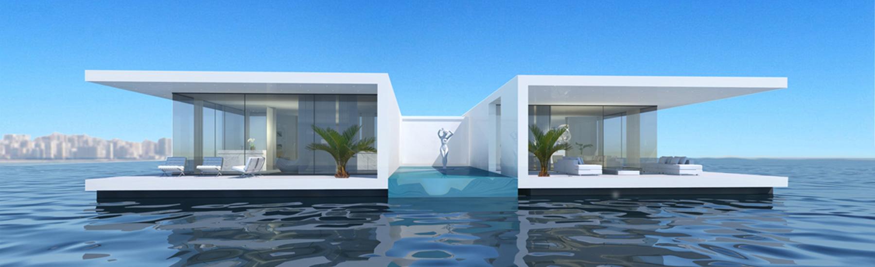 H2O Floating Technology - Créateur d'espaces flottants